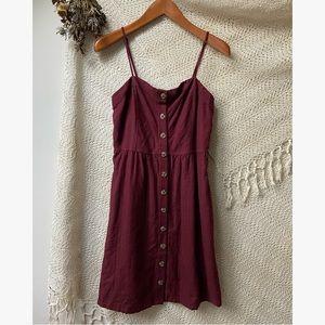 Minimalist Cotton Dress